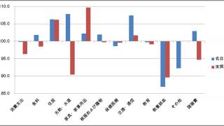 日本の家計支出を、年代別で比較してみる 2010 vs 2014