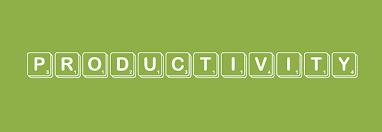151014 productivity