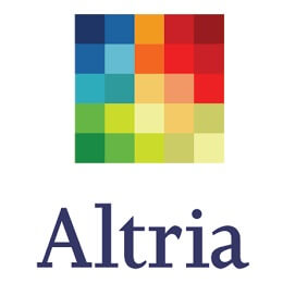 MO、アルトリア、高配当株、配当利回り、株価