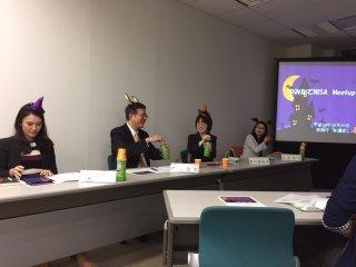 つみップin東京のパネリスト、職場つみたてNISA