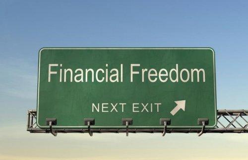経済的自由の達成にむけて