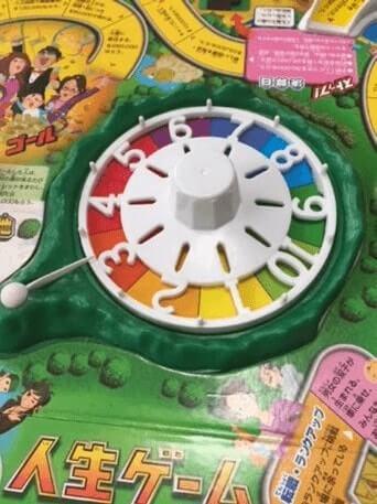 人生ゲーム:子どものお金の勉強になるボードゲーム