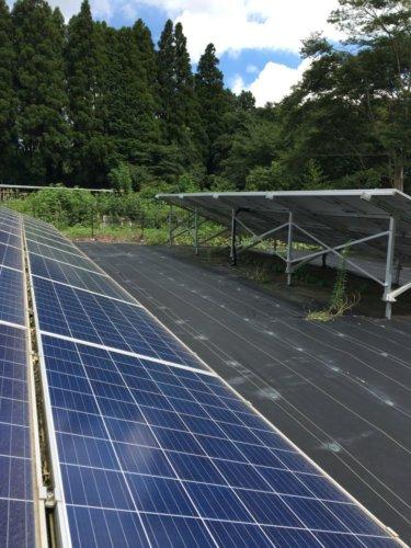太陽光投資1号機